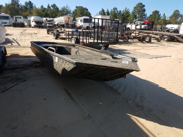 Salvage cars for sale from Copart Gaston, SC: 2017 Duck Boat With Trailer