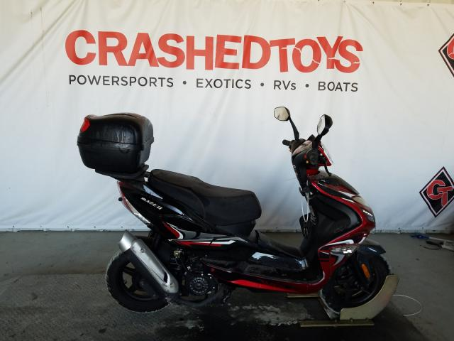 Taizhouzng salvage cars for sale: 2018 Taizhouzng Scooter