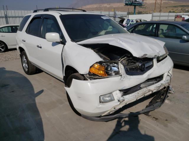 Acura MDX salvage cars for sale: 2005 Acura MDX