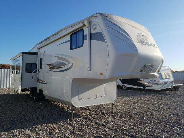 Jayco Trailer salvage cars for sale: 2010 Jayco Trailer
