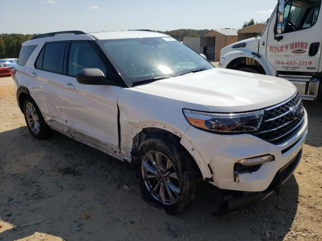 Vehiculos salvage en venta de Copart China Grove, NC: 2020 Ford Explorer X