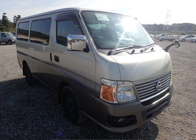 Nissan NV salvage cars for sale: 2008 Nissan NV