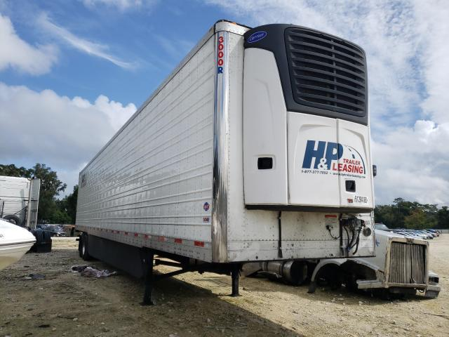 Salvage cars for sale from Copart Ocala, FL: 2021 Utility Reefer