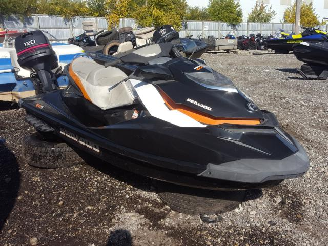 Salvage cars for sale from Copart Cudahy, WI: 2012 Seadoo GTI SE