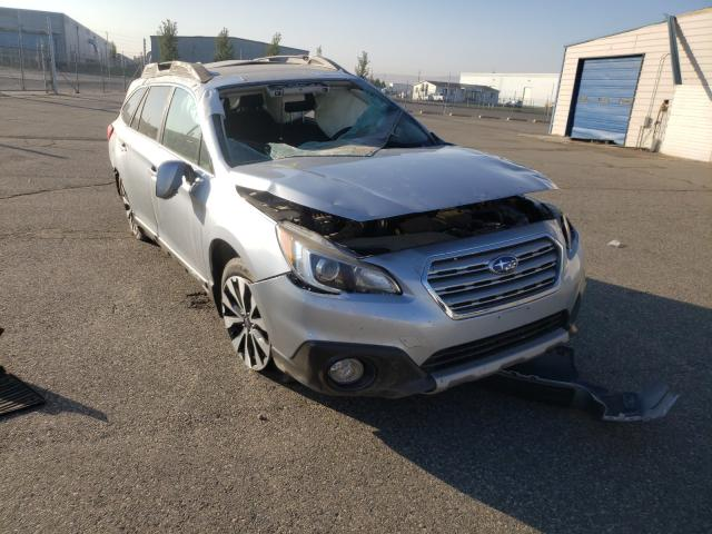 Salvage cars for sale from Copart Pasco, WA: 2017 Subaru Outback 2