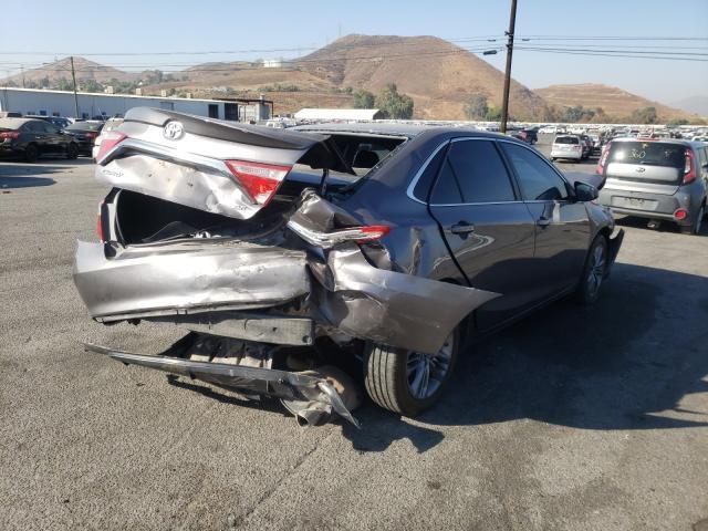 цена в сша 2017 Toyota Camry Le 2.5L 4T1BF1FK0HU299883