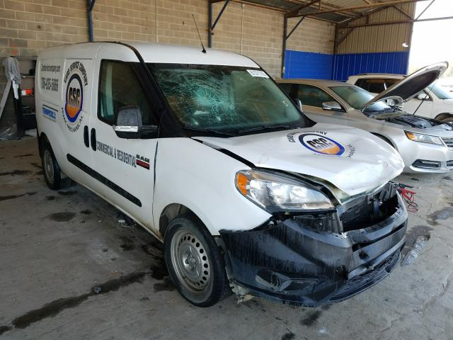Salvage cars for sale from Copart Cartersville, GA: 2018 Dodge RAM Promaster