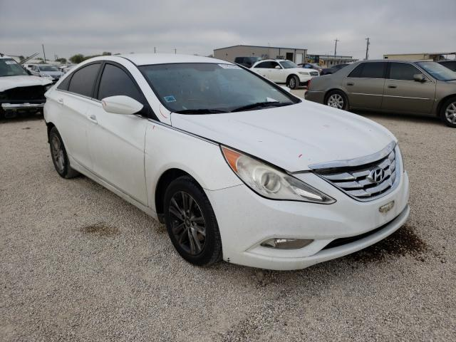 Salvage cars for sale from Copart San Antonio, TX: 2013 Hyundai Sonata GLS