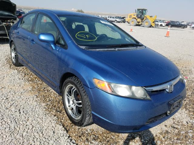 Salvage cars for sale from Copart Magna, UT: 2007 Honda Civic LX