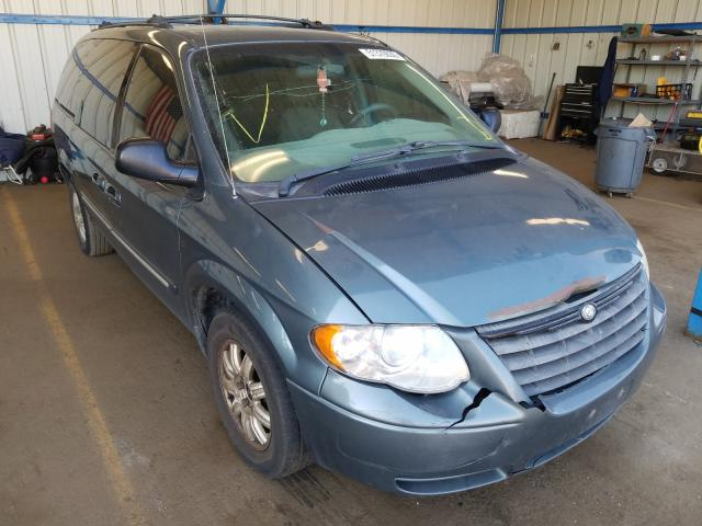 2005 Chrysler Town & Country en venta en Colorado Springs, CO