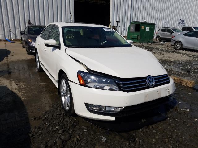 Vehiculos salvage en venta de Copart Windsor, NJ: 2015 Volkswagen Passat SE