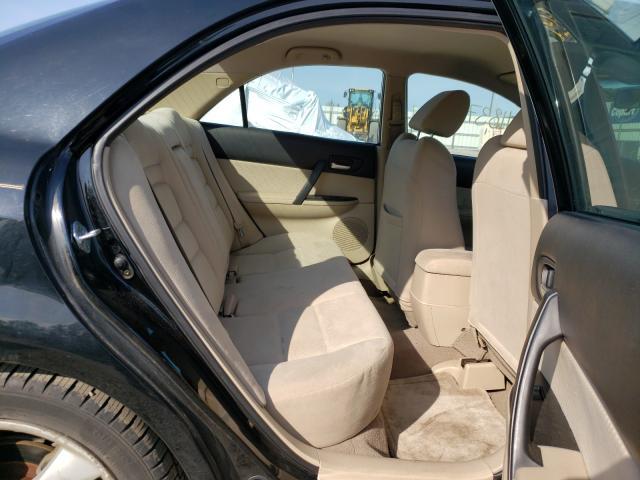 2006 MAZDA 6 S - Interior View