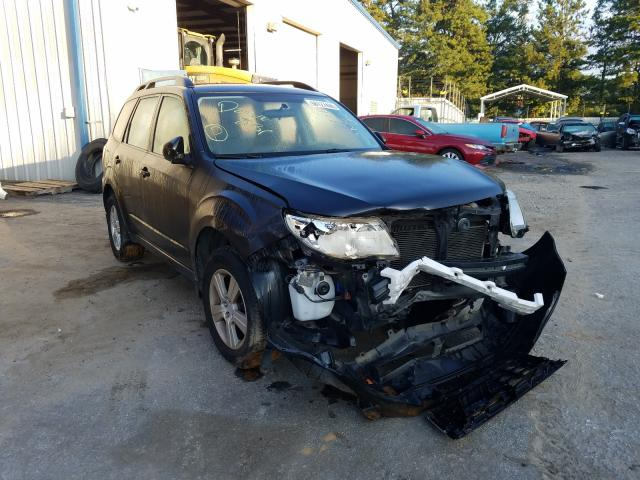 Salvage cars for sale from Copart Austell, GA: 2011 Subaru Forester 2