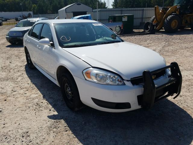 Salvage cars for sale from Copart Charles City, VA: 2015 Chevrolet Impala LIM