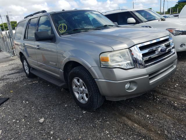 Salvage cars for sale from Copart Opa Locka, FL: 2008 Ford Expedition