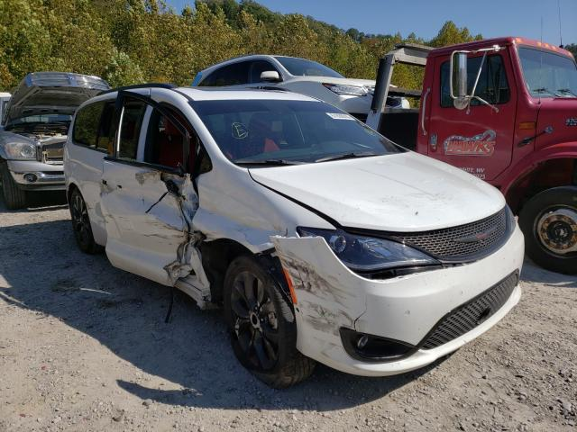 Salvage cars for sale from Copart Hurricane, WV: 2020 Chrysler Pacifica L