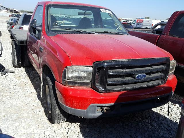 Salvage cars for sale from Copart Greenwood, NE: 1999 Ford F250