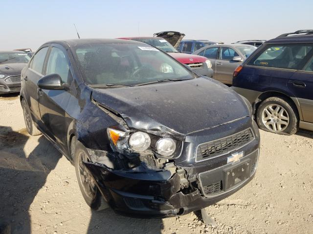 Vehiculos salvage en venta de Copart Brighton, CO: 2013 Chevrolet Sonic LT