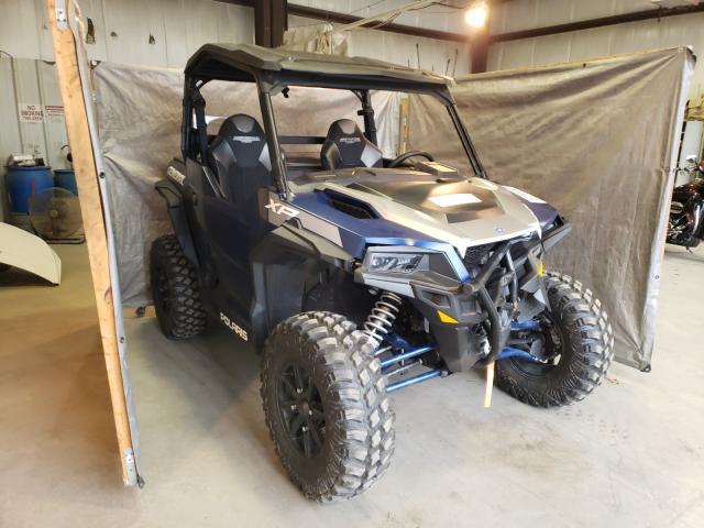 Salvage cars for sale from Copart Duryea, PA: 2020 Polaris General XP