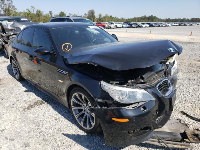 BMW M5 salvage cars for sale: 2008 BMW M5
