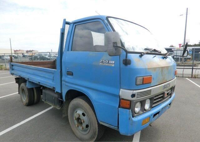 Isuzu salvage cars for sale: 1984 Isuzu Other