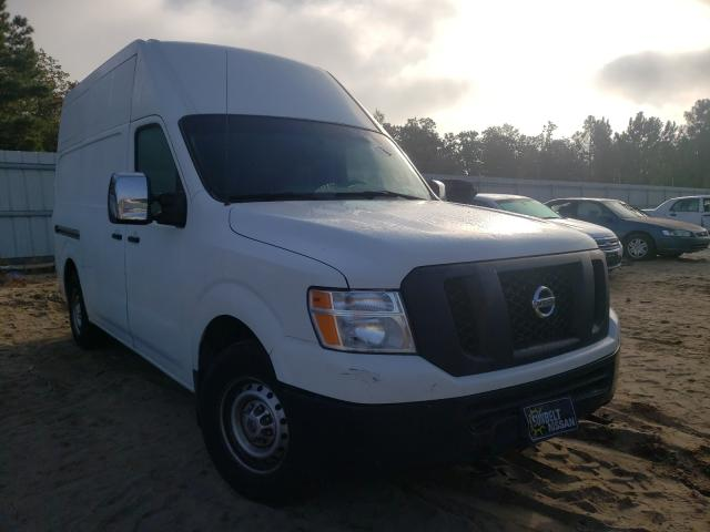 Nissan NV 2500 salvage cars for sale: 2014 Nissan NV 2500