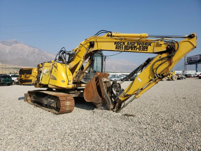 Salvage cars for sale from Copart Farr West, UT: 2015 Kobe SK140