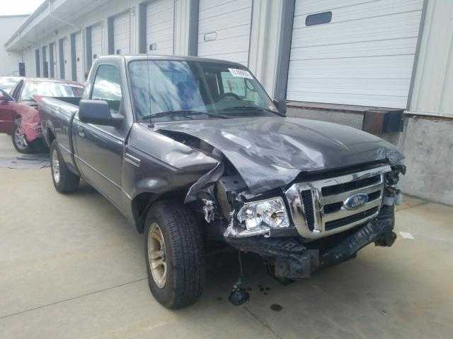 Ford Ranger salvage cars for sale: 2007 Ford Ranger
