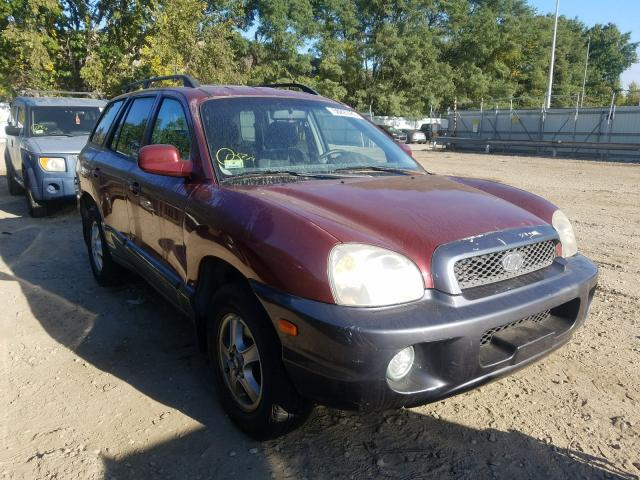 2001 Hyundai Santa FE G for sale in North Billerica, MA