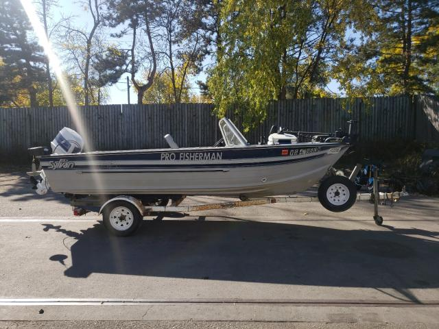 Salvage 1988 Sylvan PRO FISHER for sale