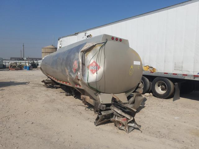 Trailers salvage cars for sale: 2002 Trailers Trailer