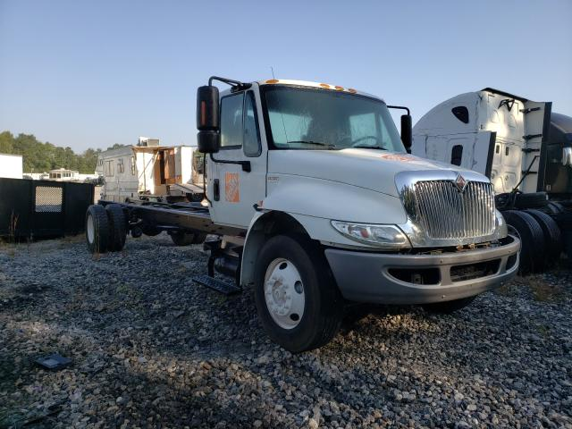 International salvage cars for sale: 2012 International 4000 4300