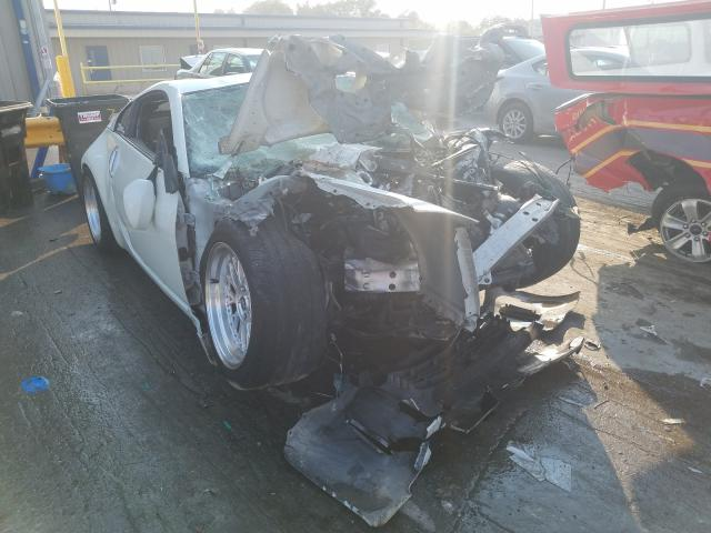Nissan salvage cars for sale: 2008 Nissan 350Z Coupe