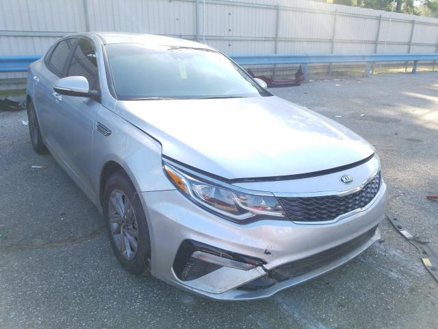 KIA salvage cars for sale: 2020 KIA Optima LX