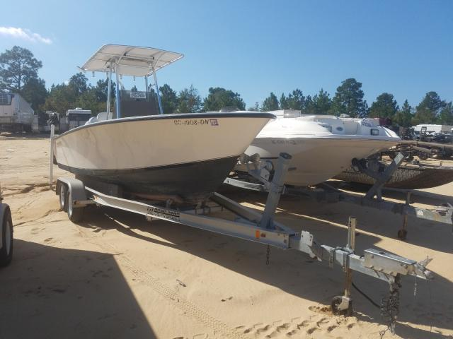 Salvage cars for sale from Copart Gaston, SC: 2006 Contender 21 Open