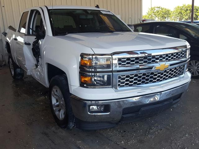 Salvage cars for sale from Copart Homestead, FL: 2014 Chevrolet Silverado