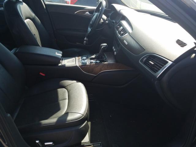 пригнать из сша 2016 Audi A6 Premium 3.0L WAUFGAFC3GN043366