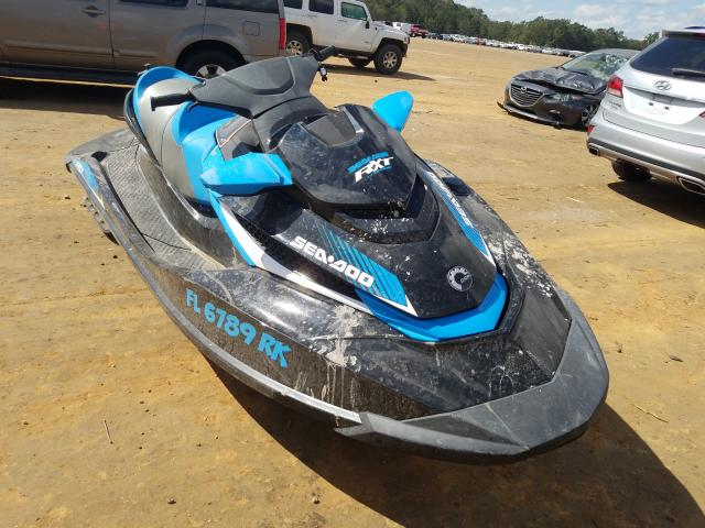 Seadoo salvage cars for sale: 2017 Seadoo Jetski