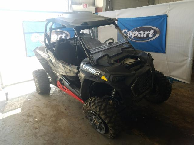 Salvage cars for sale from Copart Fort Wayne, IN: 2020 Polaris RZR XP Turbo