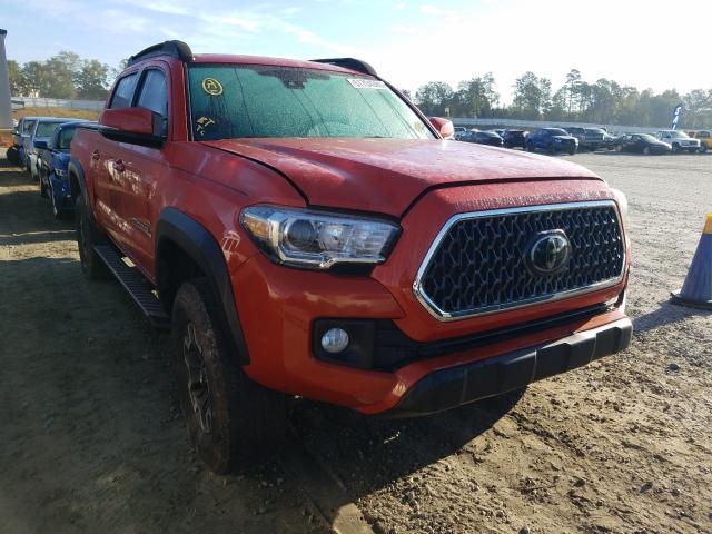 2018 Toyota Tacoma DOU for sale in Spartanburg, SC