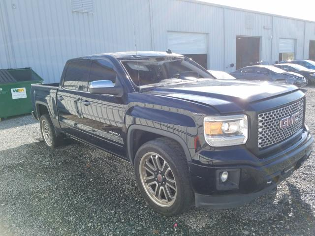 Salvage cars for sale from Copart Jacksonville, FL: 2014 GMC Sierra C15