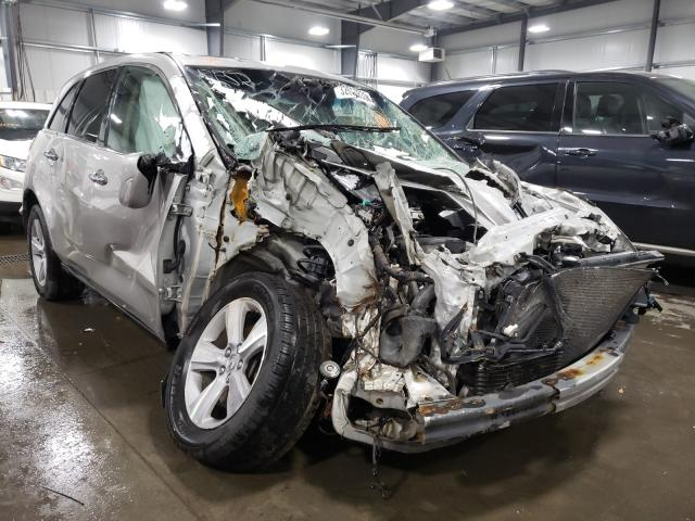 Acura MDX salvage cars for sale: 2011 Acura MDX