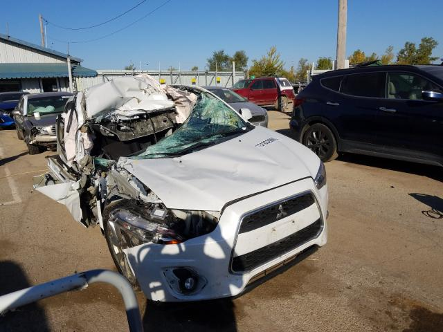 Mitsubishi salvage cars for sale: 2014 Mitsubishi Outlander