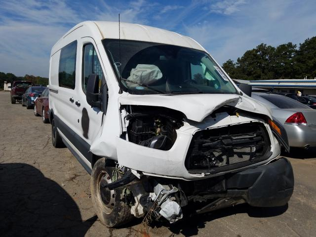 Vehiculos salvage en venta de Copart Austell, GA: 2017 Ford Transit T