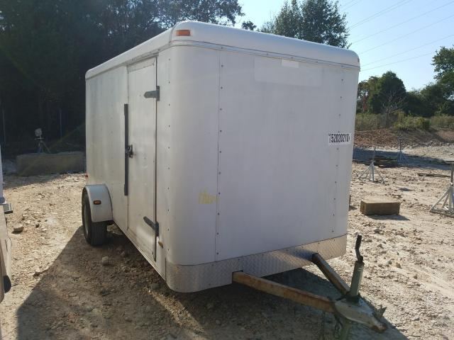 Homemade Trailer salvage cars for sale: 2008 Homemade Trailer