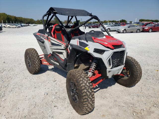 Polaris Vehiculos salvage en venta: 2020 Polaris RZR XP Turbo