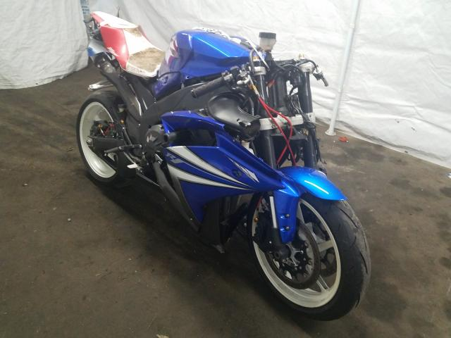 Salvage cars for sale from Copart Windsor, NJ: 2008 Yamaha YZFR1
