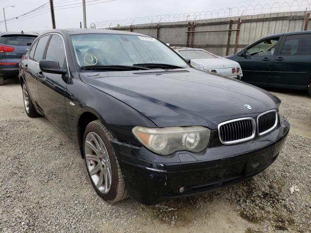 2002 BMW 745 I for sale in Los Angeles, CA