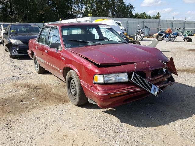 Oldsmobile Vehiculos salvage en venta: 1993 Oldsmobile Cutlass CI