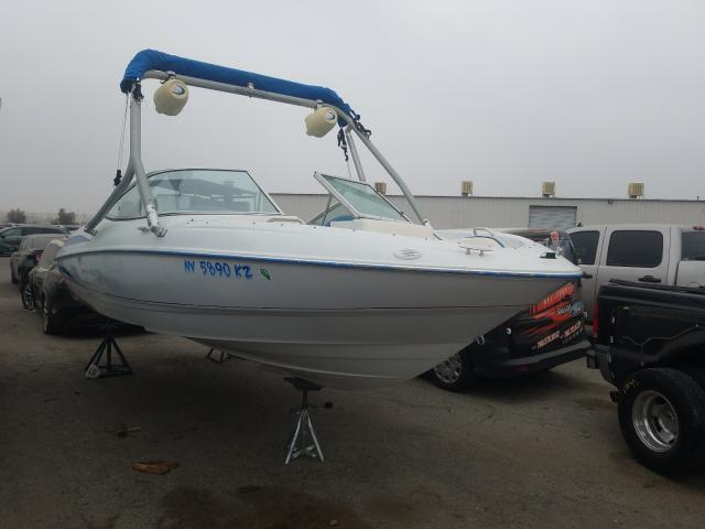 Salvage cars for sale from Copart Colton, CA: 2000 Maxum Boat